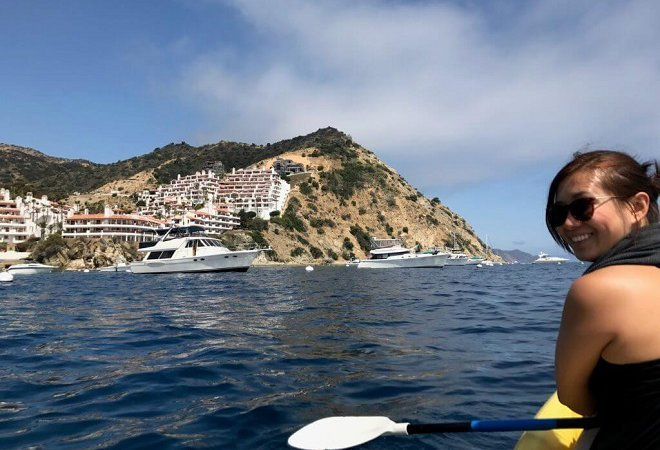 Catalina Island Kayaking