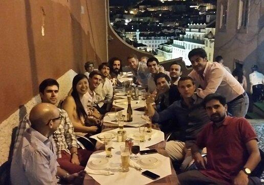 Lisbon bachelor party