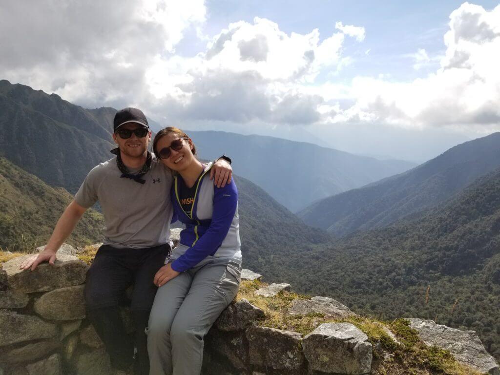 Inca Trail Sayaqmarka