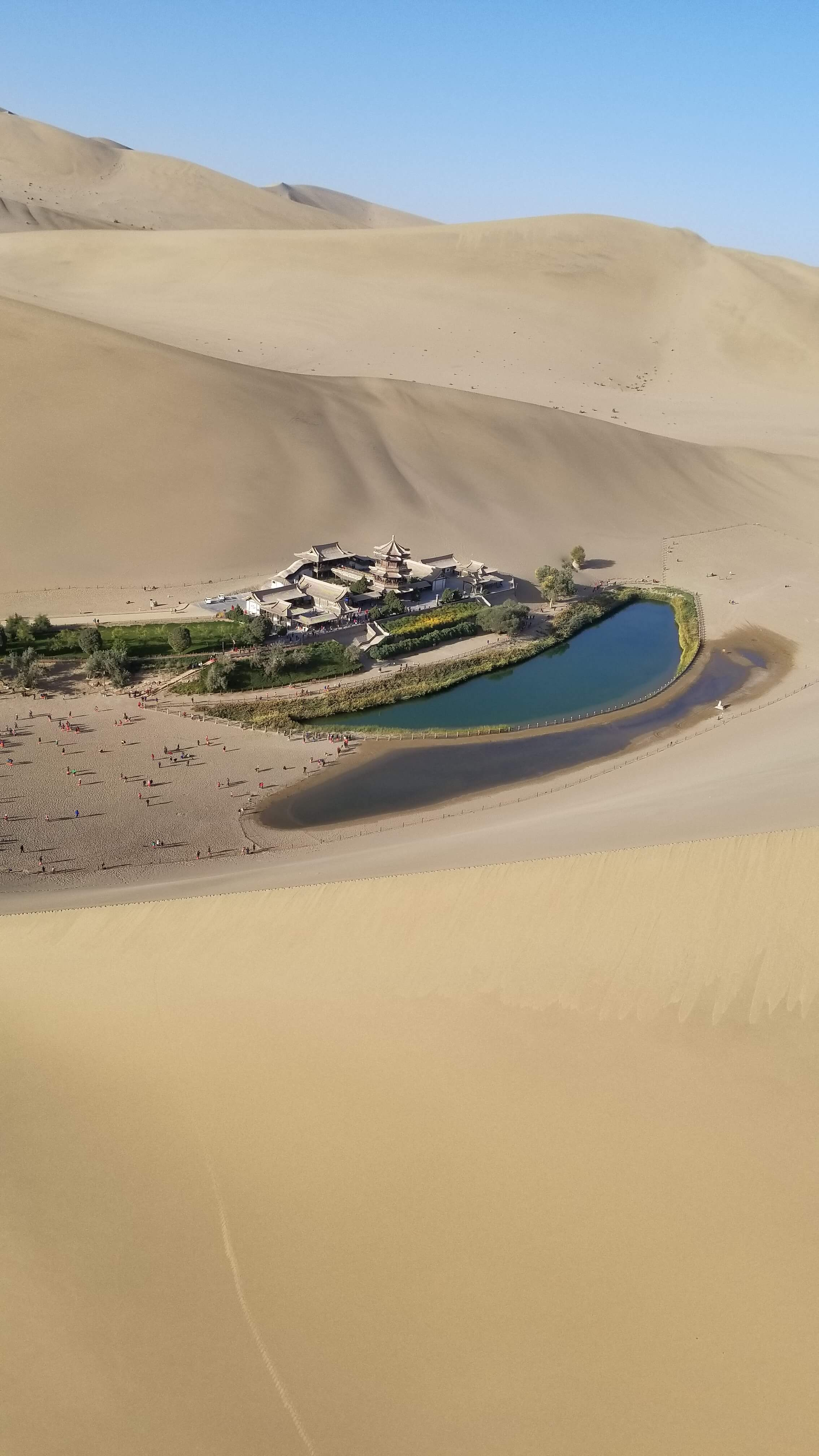 Crescent Oasis Dunhuang
