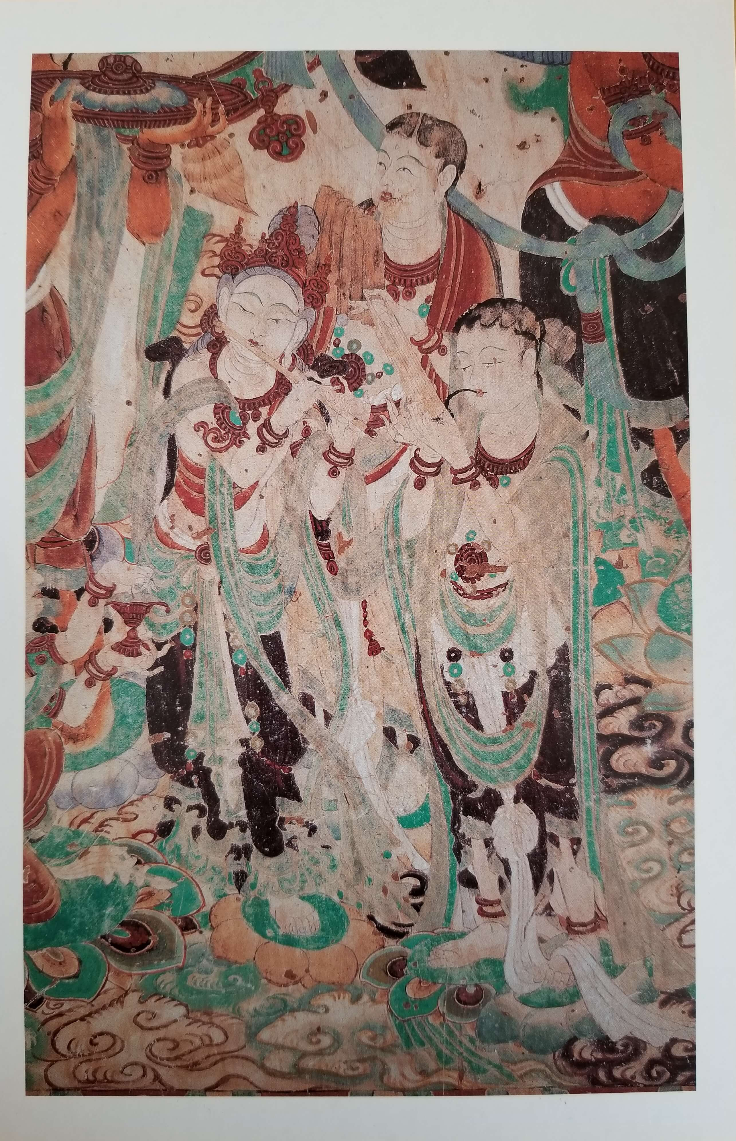 Mogao Caves Tang Dynasty