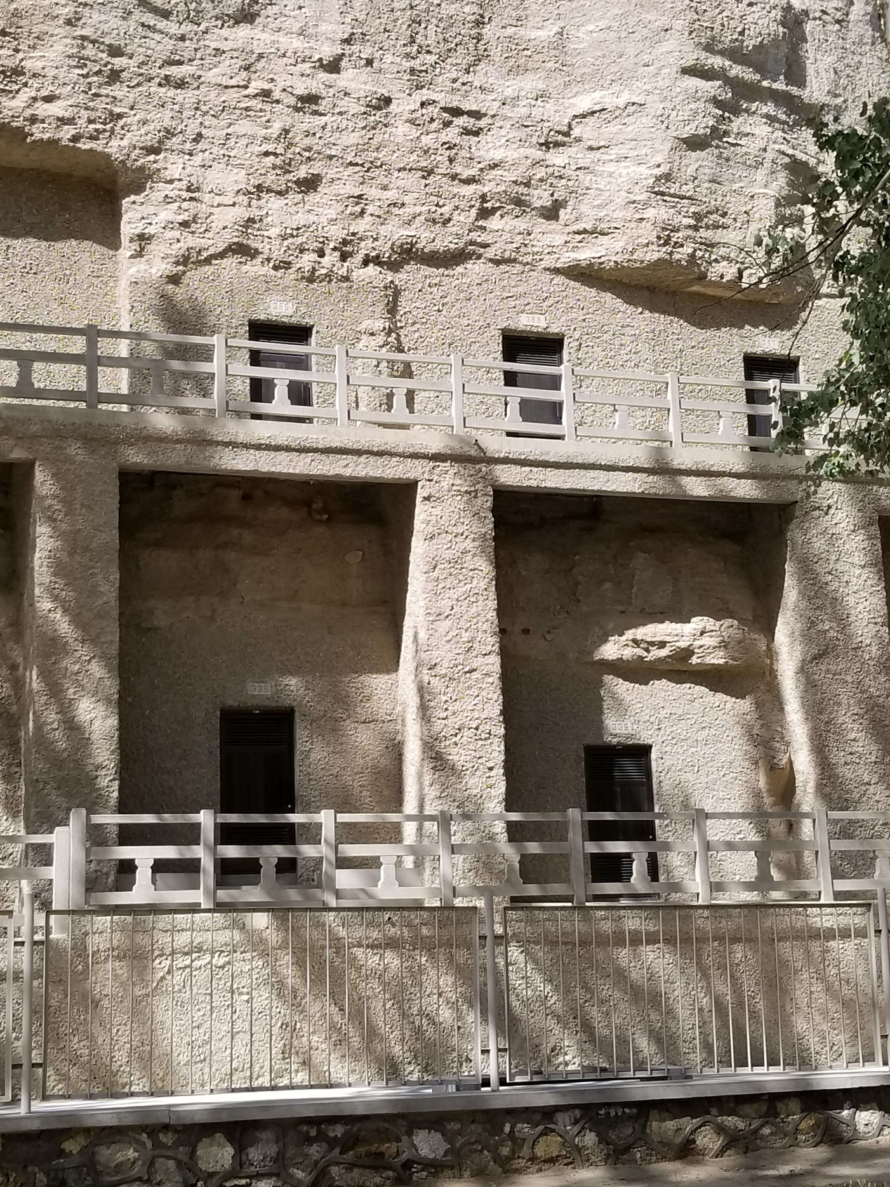 Mogao Caves exterior