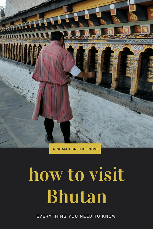 How to Visit Bhutan: Everything You Need to Know