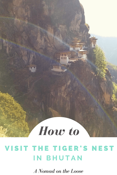 How to Visit the Tiger's Nest Monastery in Bhutan