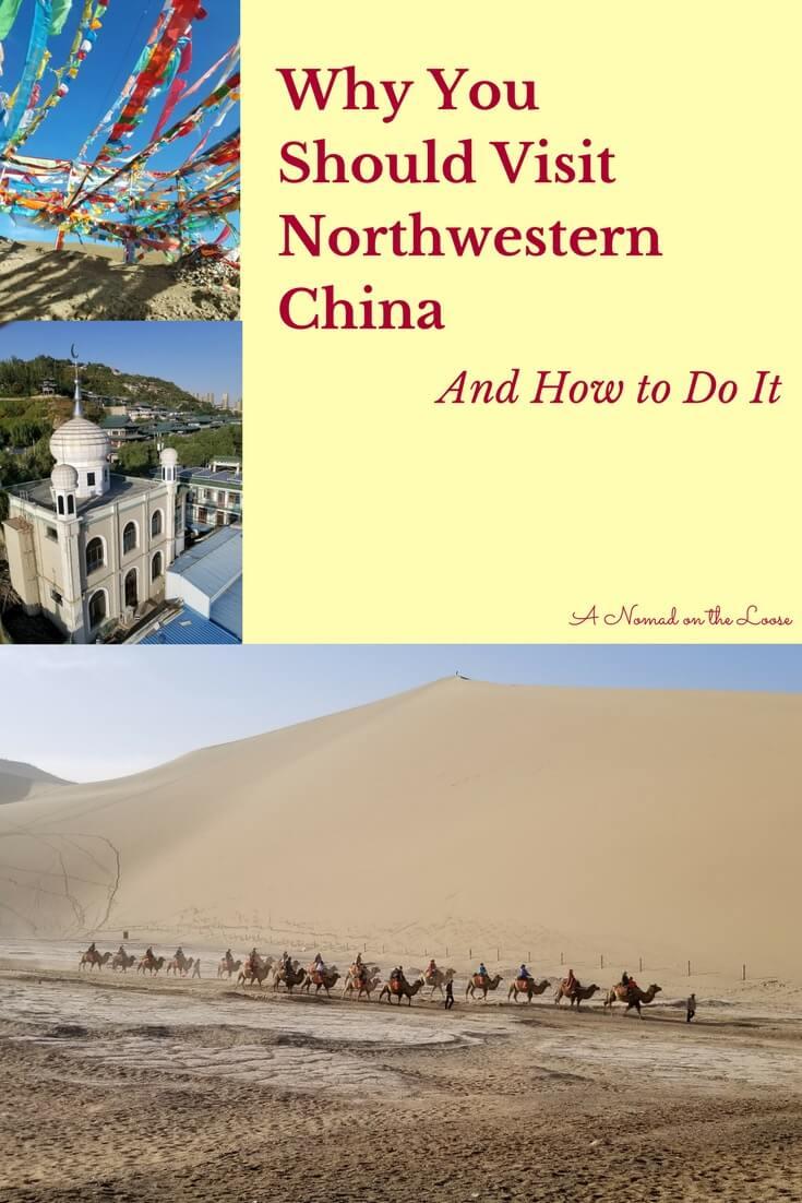 Northwestern China