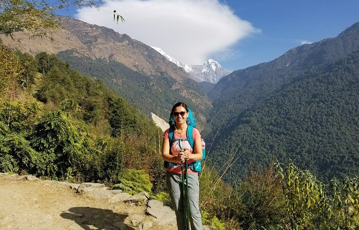 backpacking packing list Annapurna