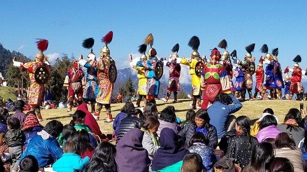 Bhutan Druk Wangyel