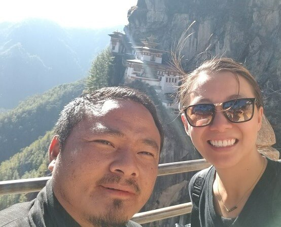 Bhutan guide Pema