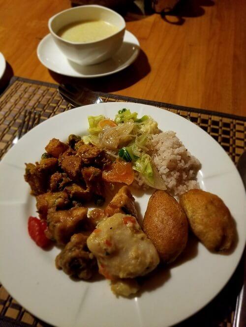 Bhutan restaurant food