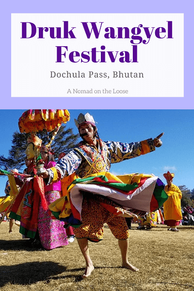 Bhutan's Dochula Druk Wangyel festival 2017