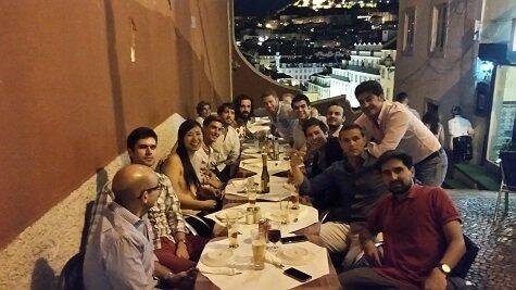 Spanish bachelor party Lisbon