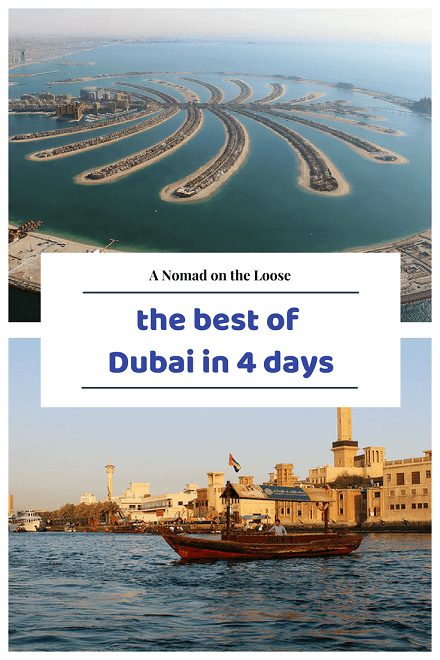 The Best of Dubai in 4 Days: what to do in Dubai, UAE