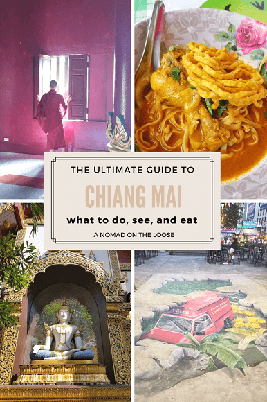 Ultimate Guide to Chiang Mai: What to Do, See, and Eat