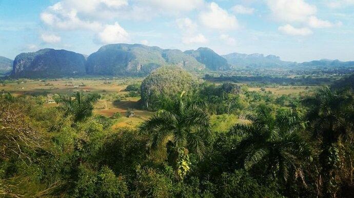 Vinales Valley magotes Cuba