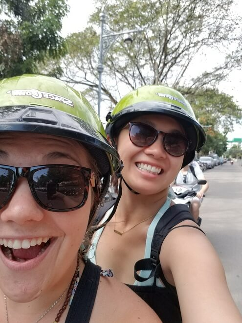 scooters Thailand