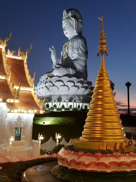 Big Buddha Chiang Rai