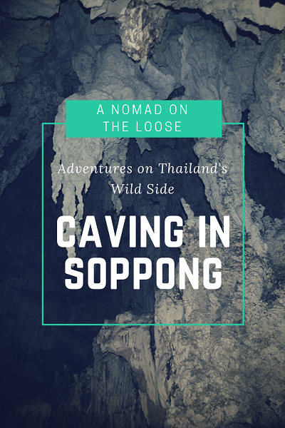 Caving in Soppong: Adventures on Thailand's Wild Side