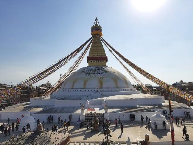 Boudha StupaBoudhanath Kathmandu