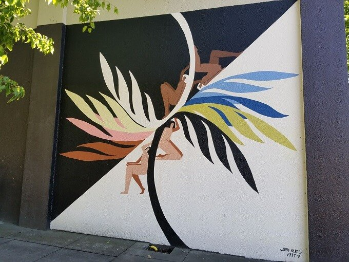 Laura Berger Portland Street Art