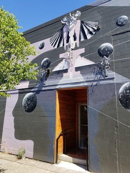 Meredith Dittmar Portland Street Art