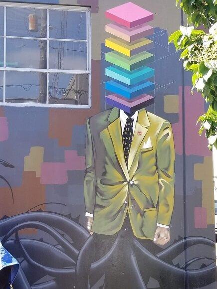 Portland Oregon street art