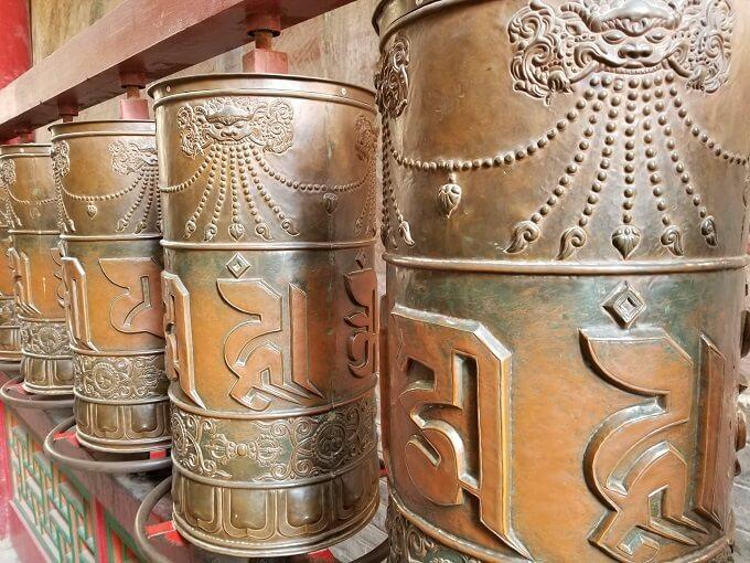Tibetan Buddhism China