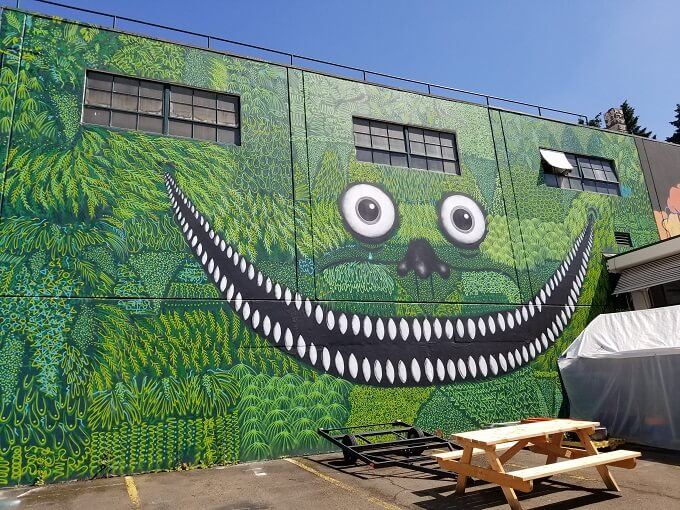 Yoshi47 Portland Street Art