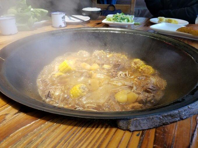 northern Chinese stew