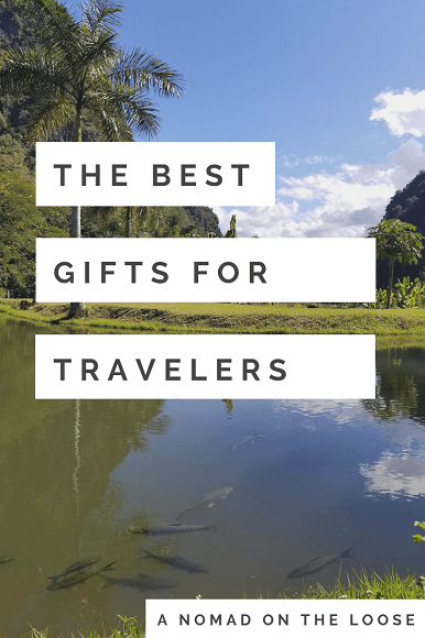 The Best Gifts for Travelers -- Fun, Practical Gifts for Every Type of Traveler in Your Life (2018 Holiday Gift Guide for Travelers)
