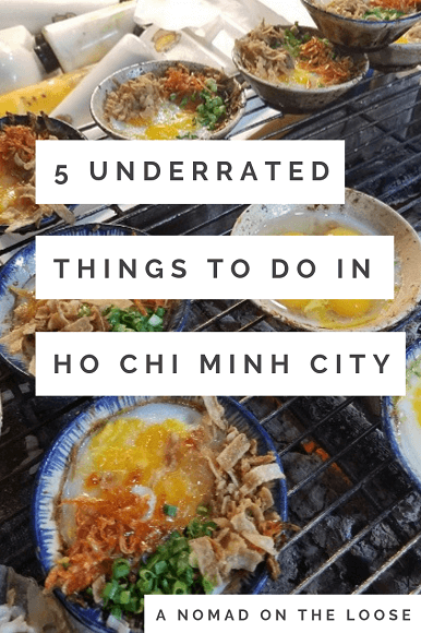 5 Underrated Things to Do in Ho Chi Minh City (Saigon)