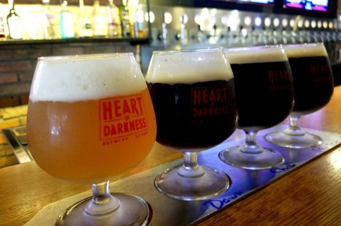 Heart of Darkness brewery Ho Chi Minh City