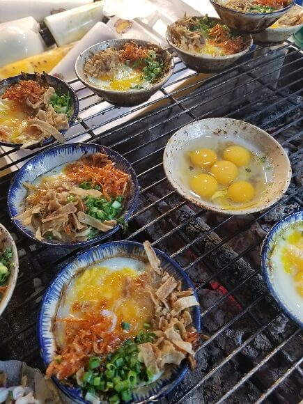 Ho Chi Minh City street food