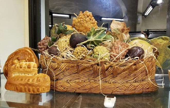 Panella Rome bakery