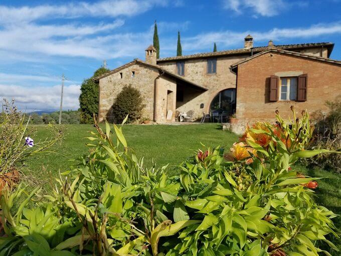 Casa Cernano Castelnuovo Berardenga