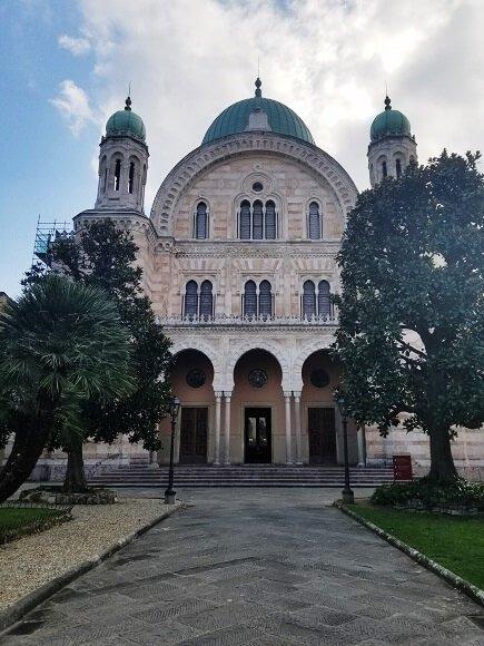 Florence Jewish museum synagogue