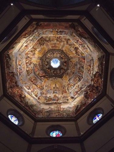 Florence duomo painting