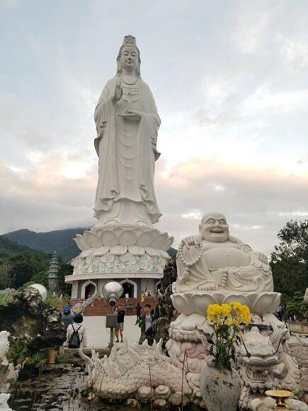 Lady Buddha Guanyin Linh Ung Pagoda