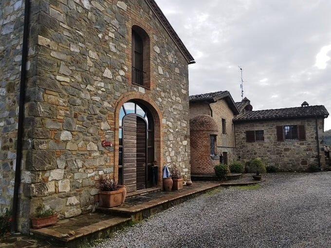 Solaria Montalcino Tuscany