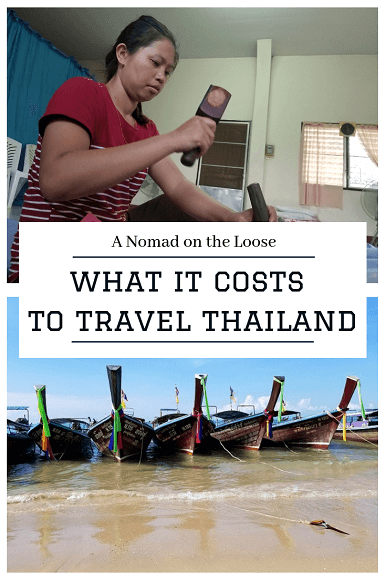 Looking to travel to Thailand_ Here's a budget breakdown of how much a Thailand trip costs.