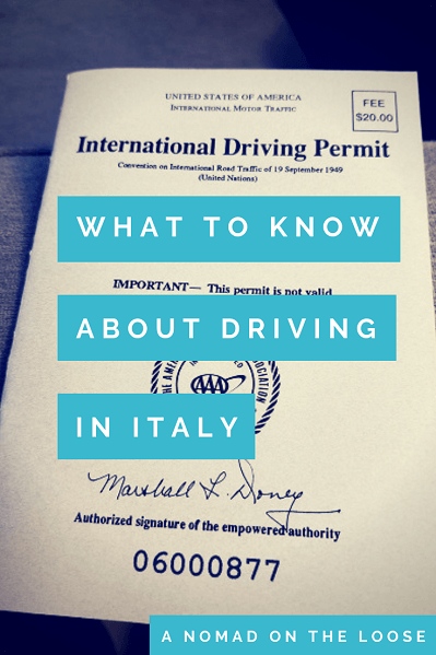 Driving in Italy_ What to Know Before Renting a Car