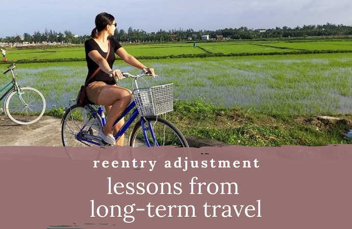 Reentry adjustment long-term travel