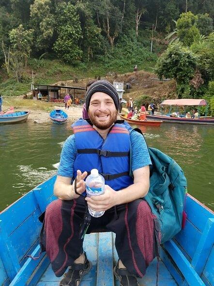 boat rental Phewa Lake Pokhara