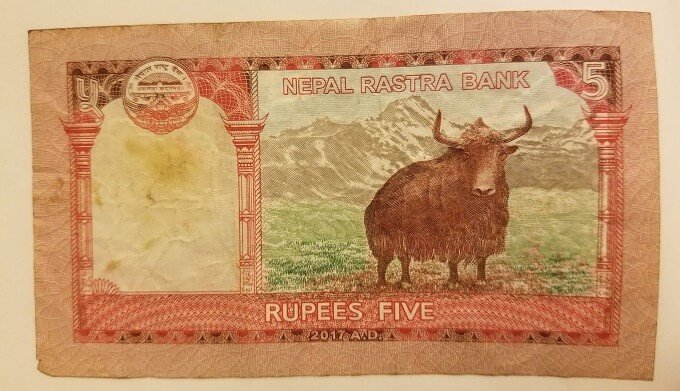 Nepalese Rupee