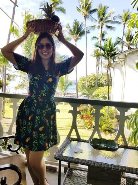 Big Island vacation