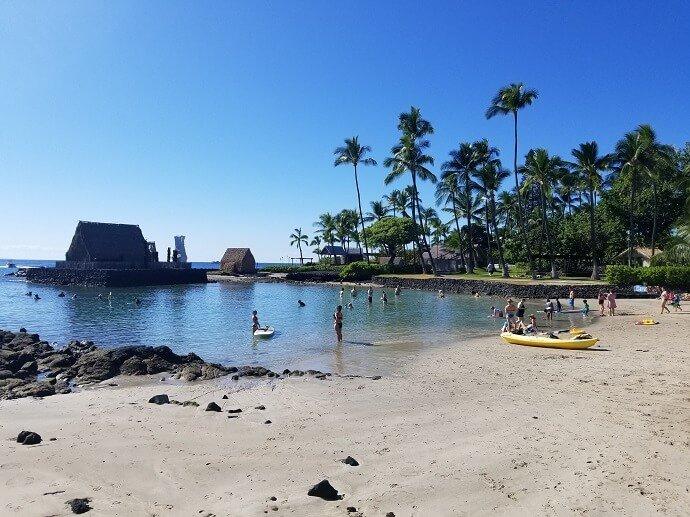 Kailua Bay Big Island