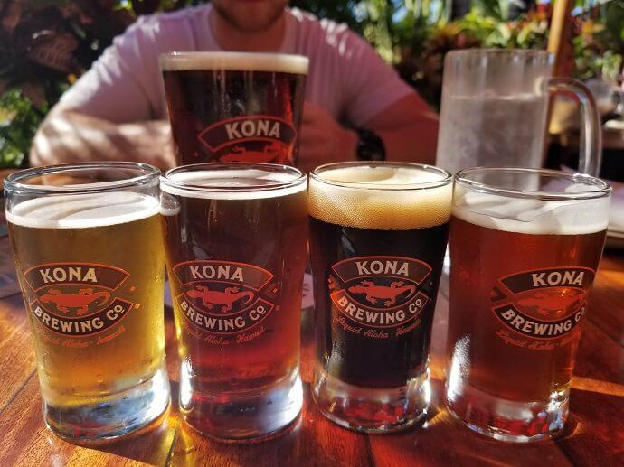 Kona Brewing Co Big Island