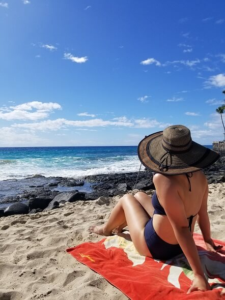 Magic Sands Beach Big Island