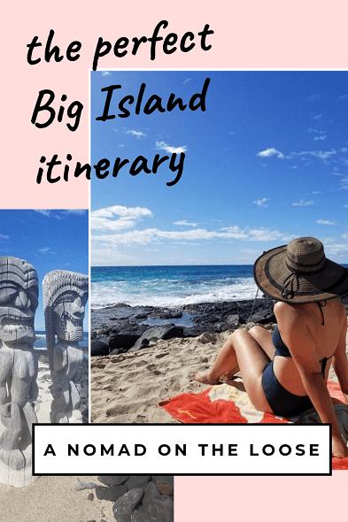 Perfect Big Island Hawaii itinerary for 5 days