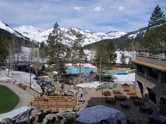 resort at squaw creek pools