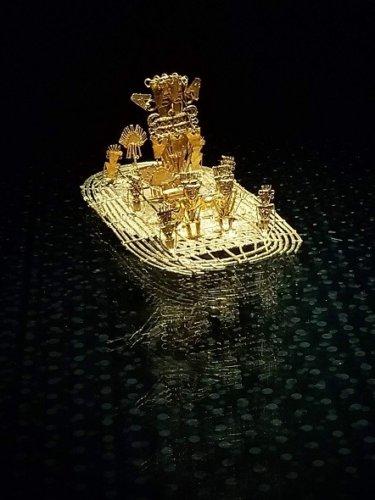 el dorado raft gold museum